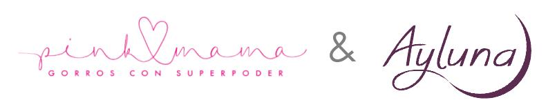 logo pinkmama&ayluna